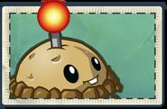 Potato Mine Seed Packet