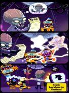 Impfinity's comic strip