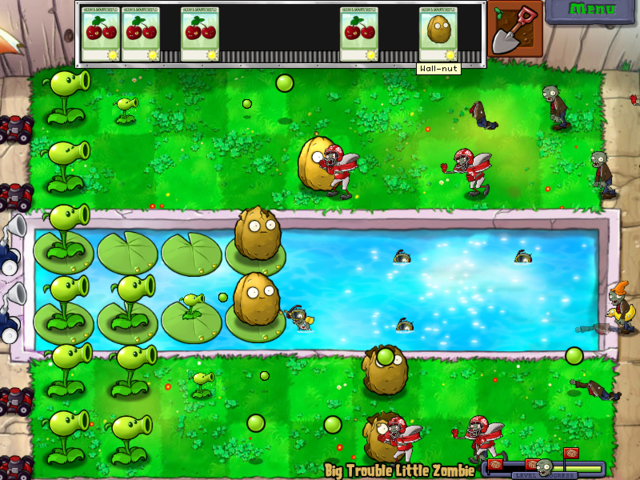File:Big Trouble Little Zombies Tiny Pea Shooter.png