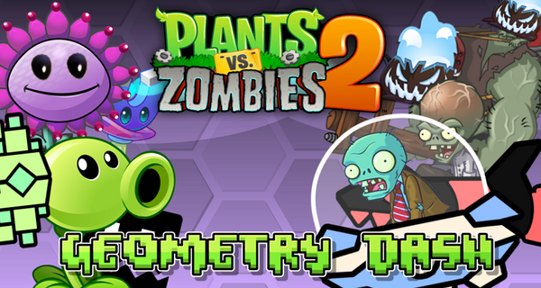 PvZ2 - GD Dimension Banner