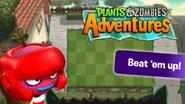 PvZAdventures beatemup WallpaperbyKh07