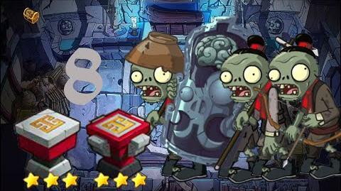 PvZ Online - Adventure Mode - Mausoleum Advent 8