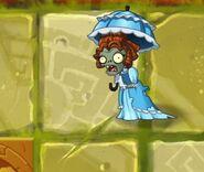 Shrunken Parasol Zombie