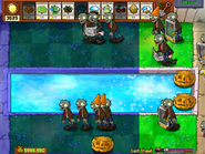 Pumpkin 2nd degrade in Last Stand mod