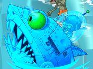 Blue Shark Sub