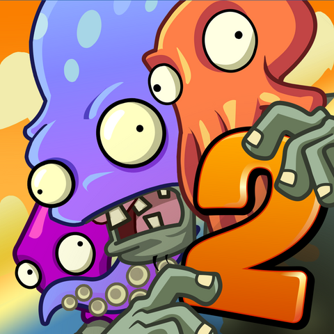 File:Plants Vs. Zombies™ 2 It's About Time Square Icon (Versions 3.0.1).png