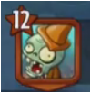 Rank 12 Conehead