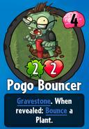 Receiving Pogo Bouncer