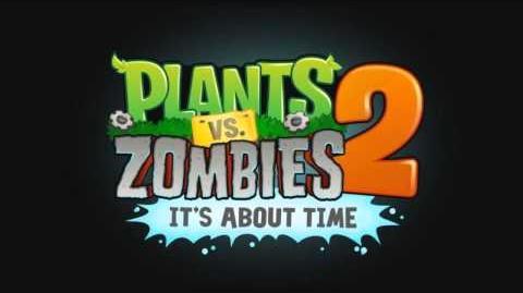 Plants Vs Zombies 2 Music - Far Future Wave 2 (Version B) ☿ HD ☿