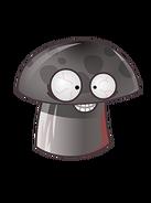 Temper mushroom