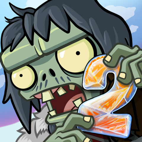 File:Plants Vs. Zombies™ 2 It's About Time Square Icon (Versions 3.2.1).png