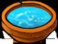Pot water