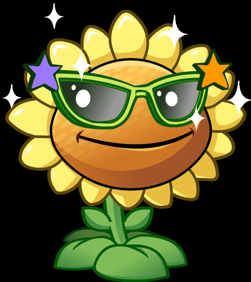 Girasol galer a wikia plants vs zombies fandom for Cuartos decorados de plants vs zombies
