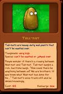 Tallnut almanac pc