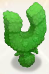 Magnet plant topiary