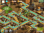 PVZOL Ancient Egypt Map
