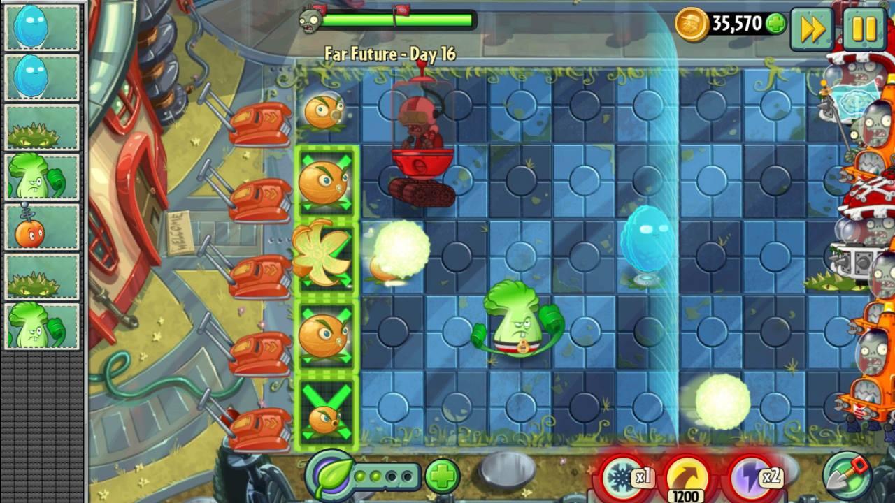Force field plants vs zombies wiki fandom powered by for Cuartos decorados de plants vs zombies