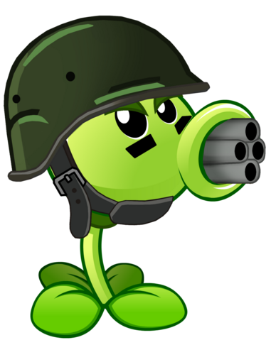 File:Plants vs zombies 2 iat gatling pea stone by walter 20210-d7uz4m9.png