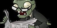 Newspaper Zombie/Gallery