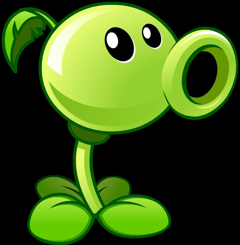 Lanzaguisantes | Wiki Plants vs. Zombies | FANDOM powered ...