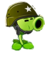 File:Gatling pea in plants vs zombies 2 clipped rev 1.png