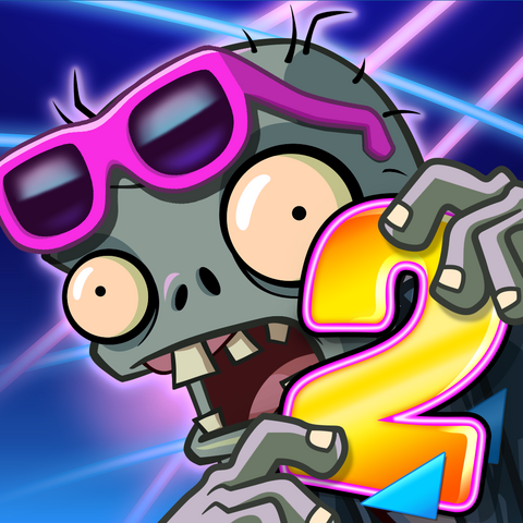 File:Plants Vs. Zombies™ 2 It's About Time Square Icon (Versions 3.9.1).png