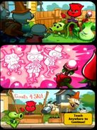Rose's comic strip