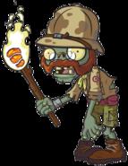 HD Explorer Zombie