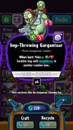 Imp Throwing Gargantuar