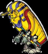 HD Pharoah Zombie