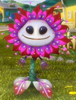 pflanzen gegen aliens