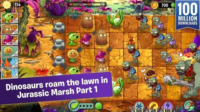 File:Jurassic Marsh Part 1 Ad from App Store.jpg