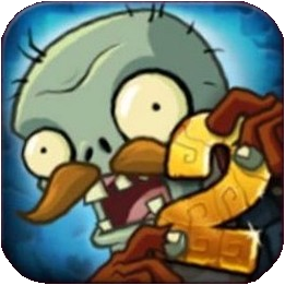 File:Plants Vs. Zombies™ 2 It's About Time Icon (Version 3.6.1).png