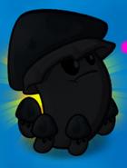 Mushroom Ringleader silhouette
