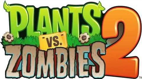Plants Vs Zombies 2 Music - Halloween Piñata Extended ☿ HD ☿