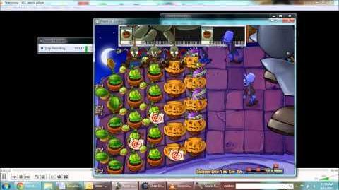 PvZ Hybrid Minigames 7 Column Like You Zomboss