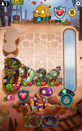 Wall-Knight Gets Cracked for Facing a Giant Undying Pharaoh