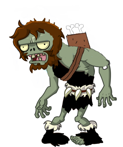 File:Bone Thrower Zombie HD.png