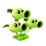 File:PvZ2 Threepeater clipped rev 1.png