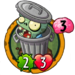 Trash Can ZombieH