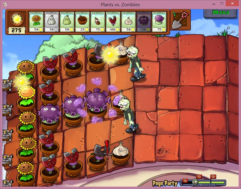 Pogo Party | Plants vs. Zombies Wiki | FANDOM powered by Wikia