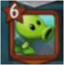 Rank 6 Peashooter