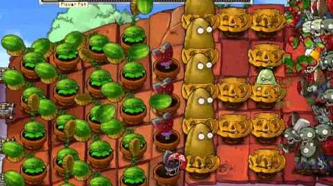 Plants vs Zombies Column Like You See 'Em