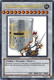 CHICKEN WRANGLER 369 cARD