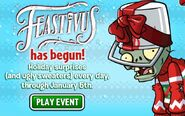 BucketHead Feastivus2014 Ad