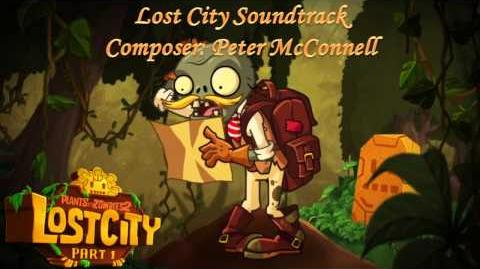 Plants Vs Zombies 2 Music - Lost City Theme ☿ HD ☿