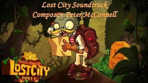 Plants Vs Zombies 2 Music - Lost City Theme ☿ HD ☿