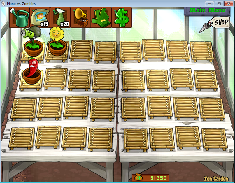 Image my own zen plants vs zombies wiki for Jardin zen plantas vs zombies