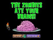 PVZ 2 Conehead Eating