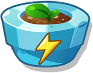 Speed Up Plant Pot Icon